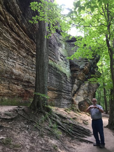 The Ledges trail, Cuyahoga Valley National Park