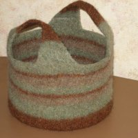Jo Anne's felted bag